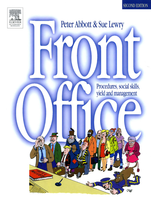 Front Office By: P. Abbott,S. Lewry