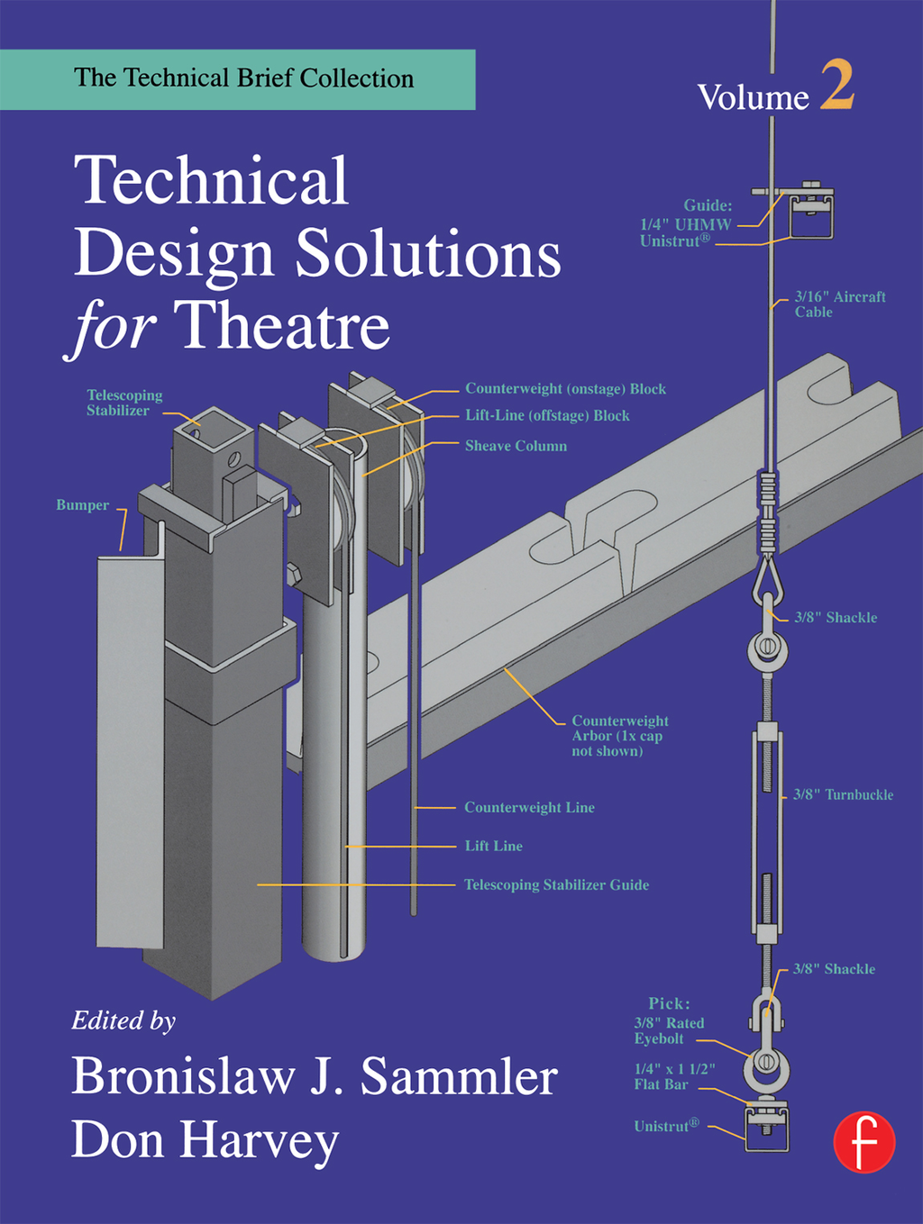 Technical Design Solutions for Theatre The Technical Brief Collection Volume 2