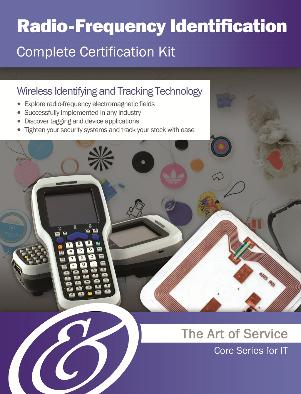 Radio-Frequency Identification Complete Certification Kit - Core Series for IT