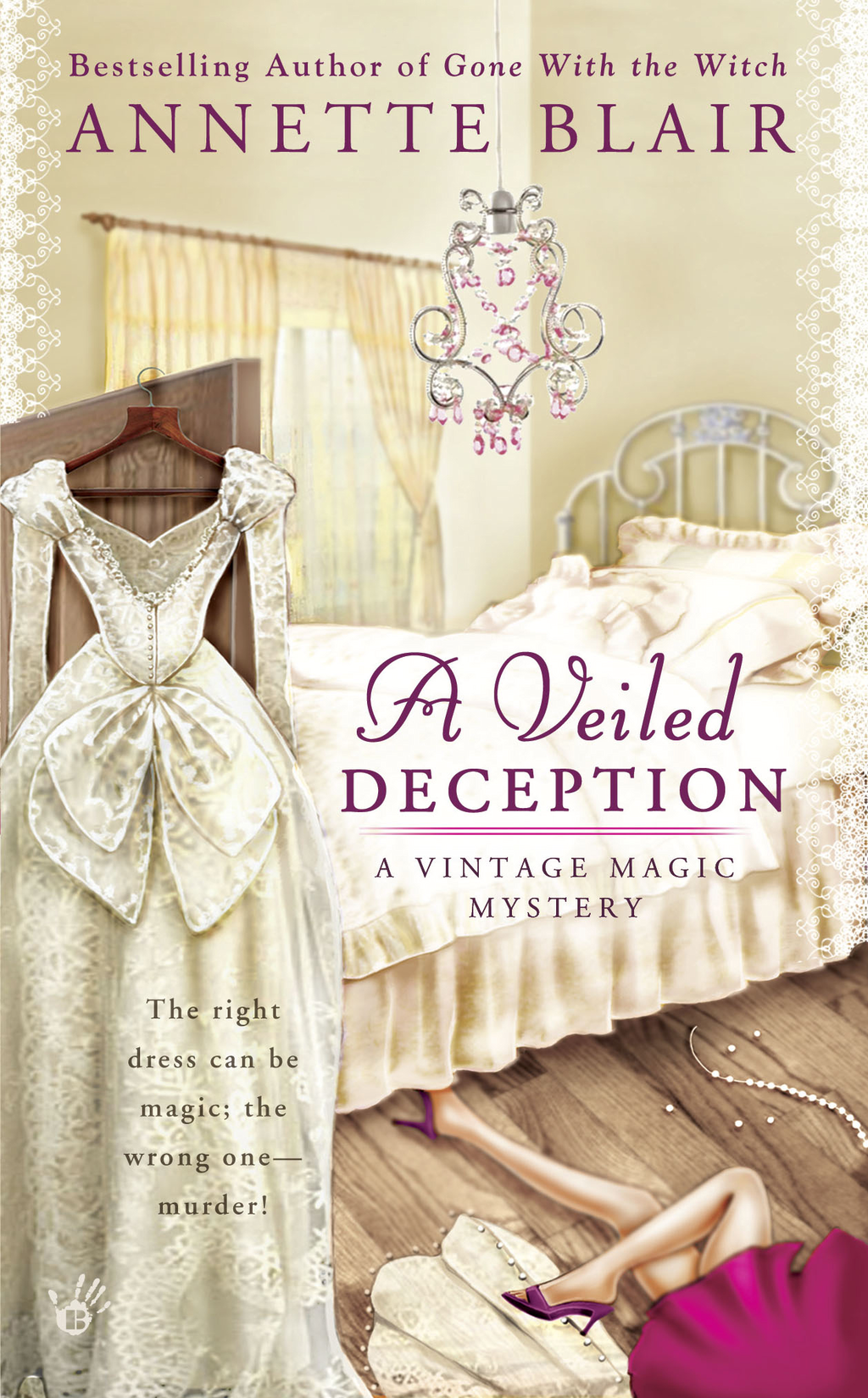A Veiled Deception By: Annette Blair