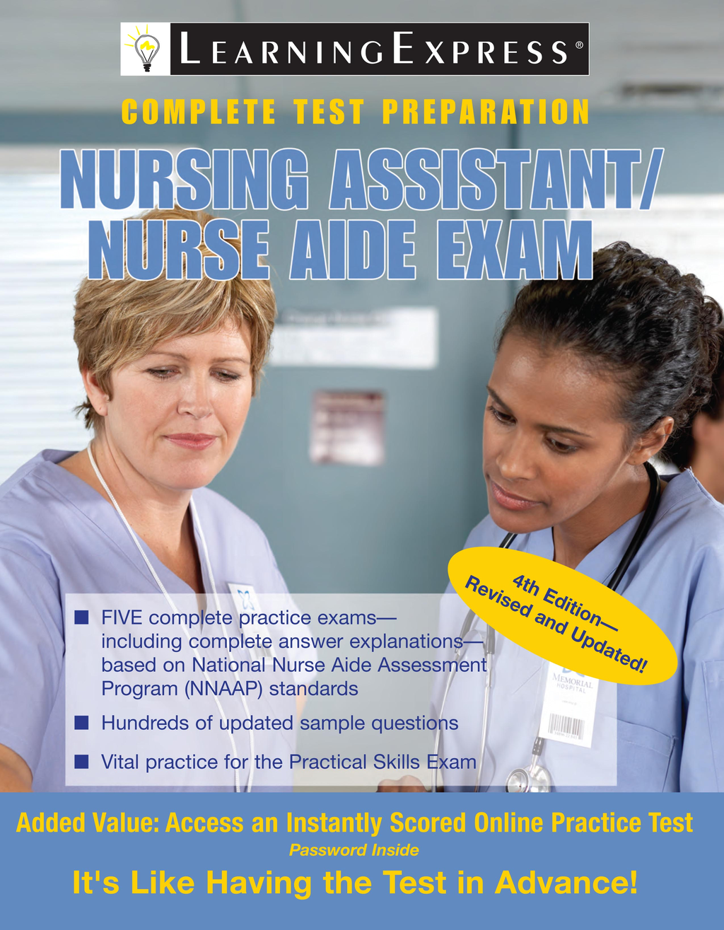 Nursing Aide/Nursing Assistant Exam 4e