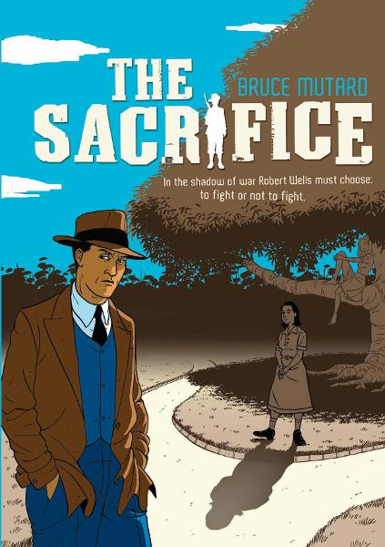 The Sacrifice By: Bruce Mutard