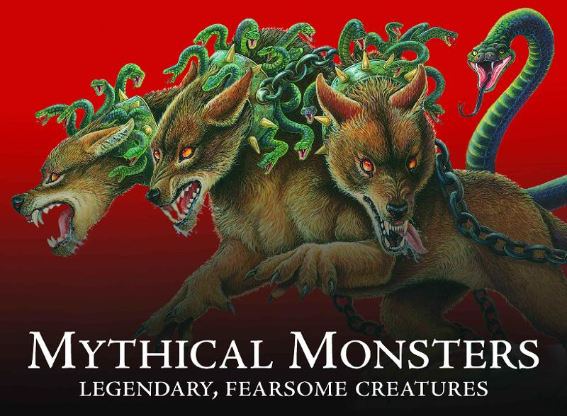Mythical Monsters By: Gerrie McCall and Chris McNab