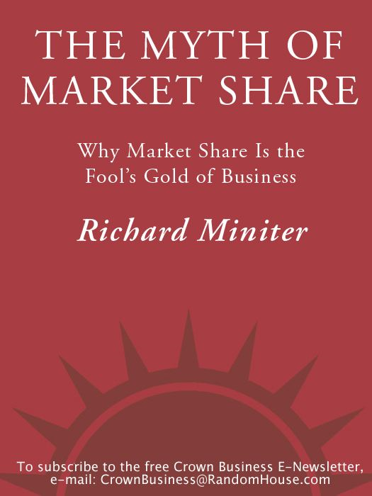 The Myth of Market Share