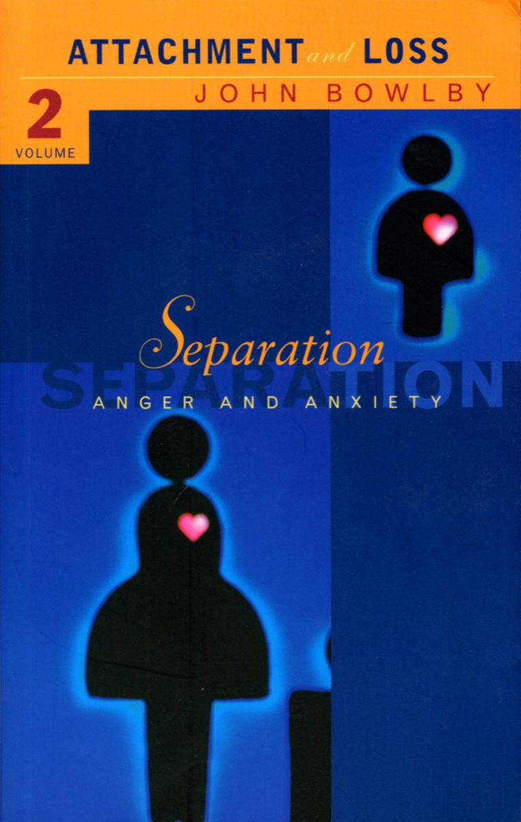 Separation Anxiety and anger: Attachment and loss Volume 2