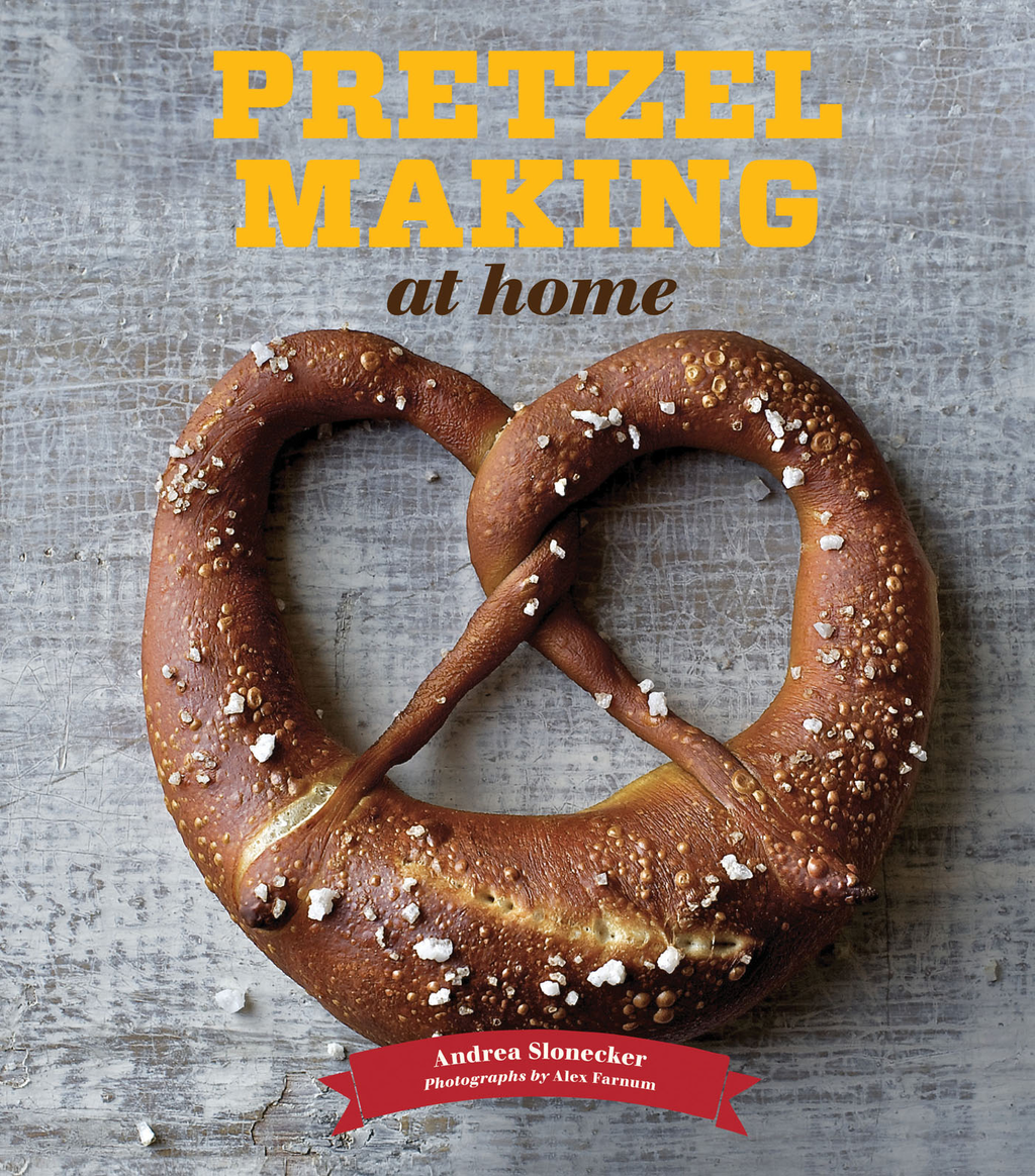 Pretzel Making at Home By: Andrea Slonecker