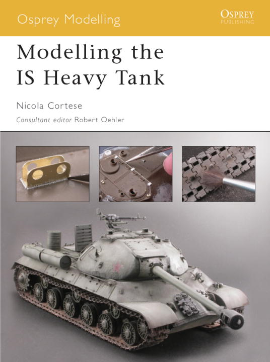 Modelling the IS Heavy Tank