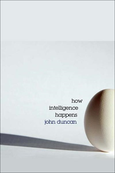 How Intelligence Happens
