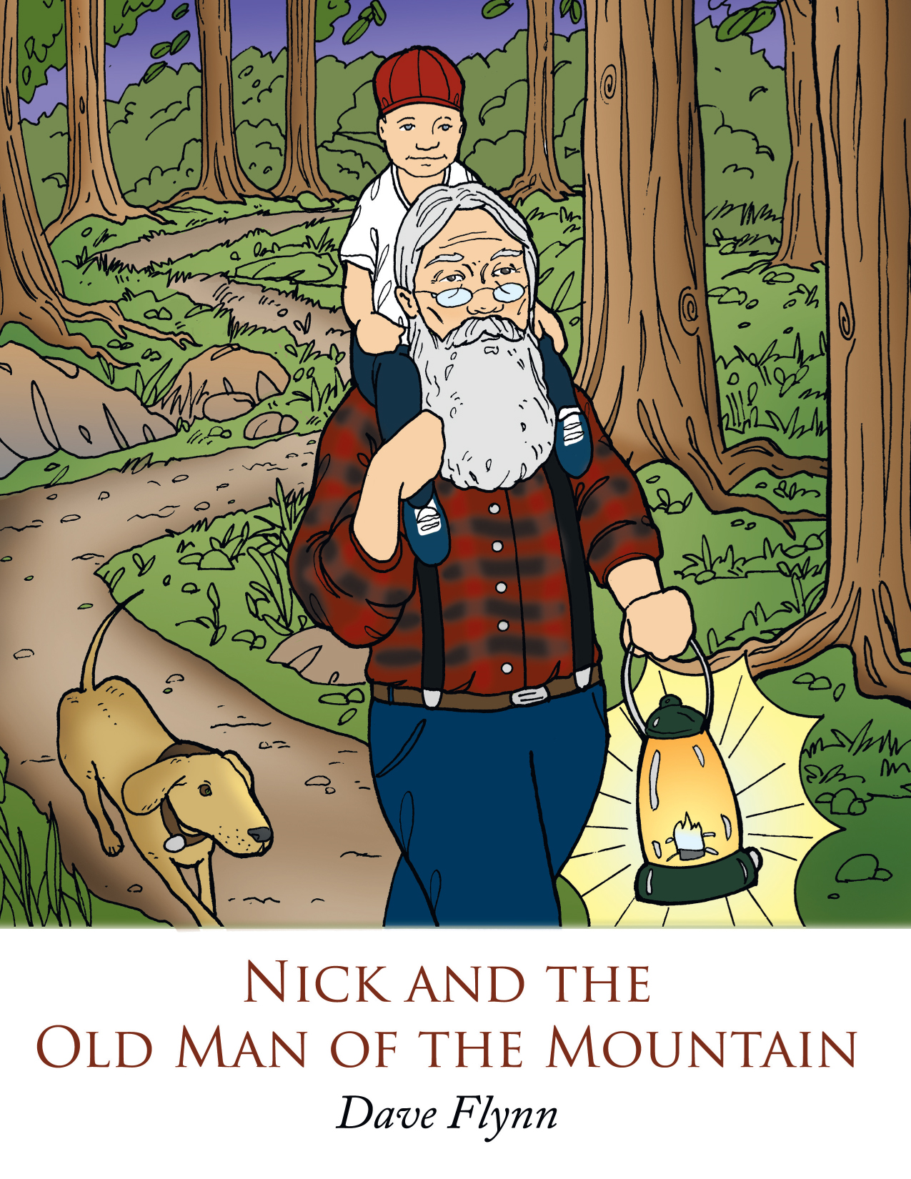 Nick and the Old Man of the Mountain By: Dave Flynn