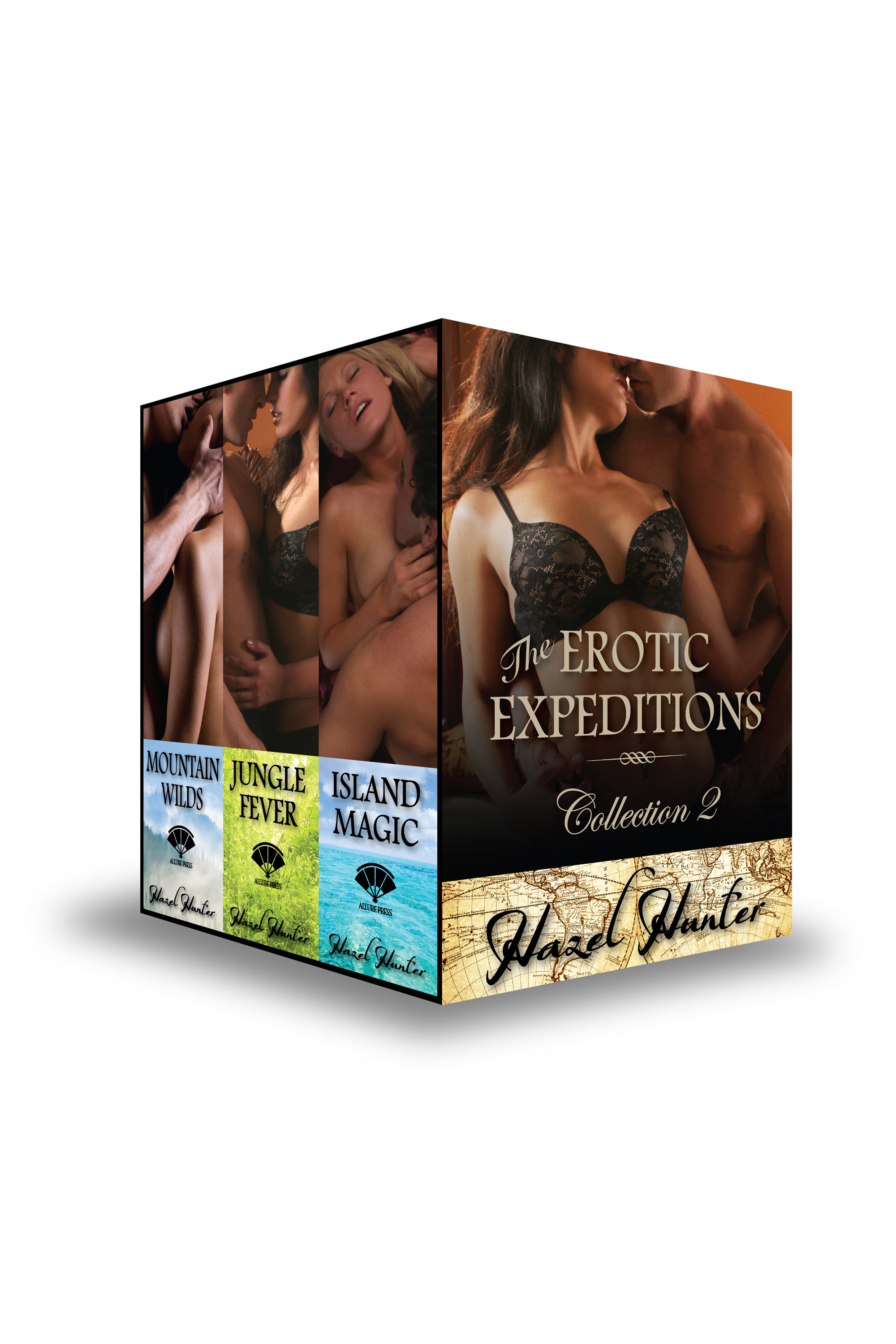 The Erotic Expeditions - Collection 2