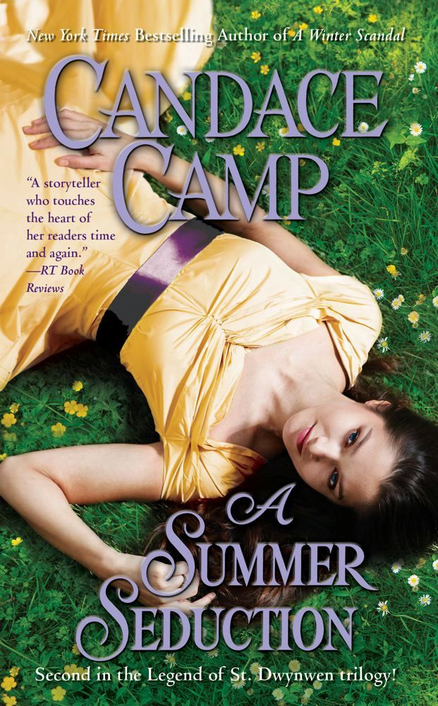 A Summer Seduction By: Candace Camp