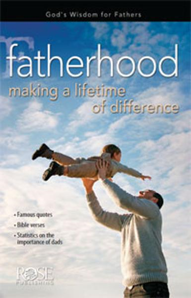 download fatherhood: making a lifetime book