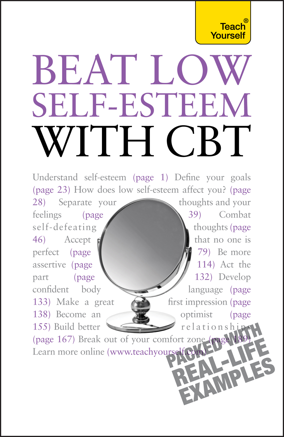 Beat Low Self-Esteem With CBT By: Christine Wilding,Stephen Palmer