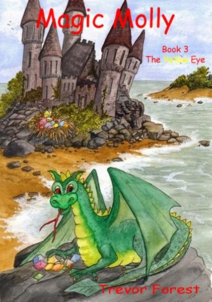 Magic Molly book three The Yellow Eye