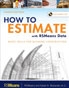 How To Estimate With Rsmeans Data: