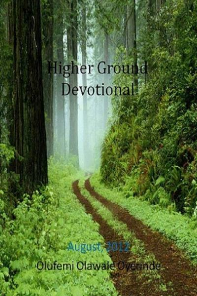 Higher Ground Devotional