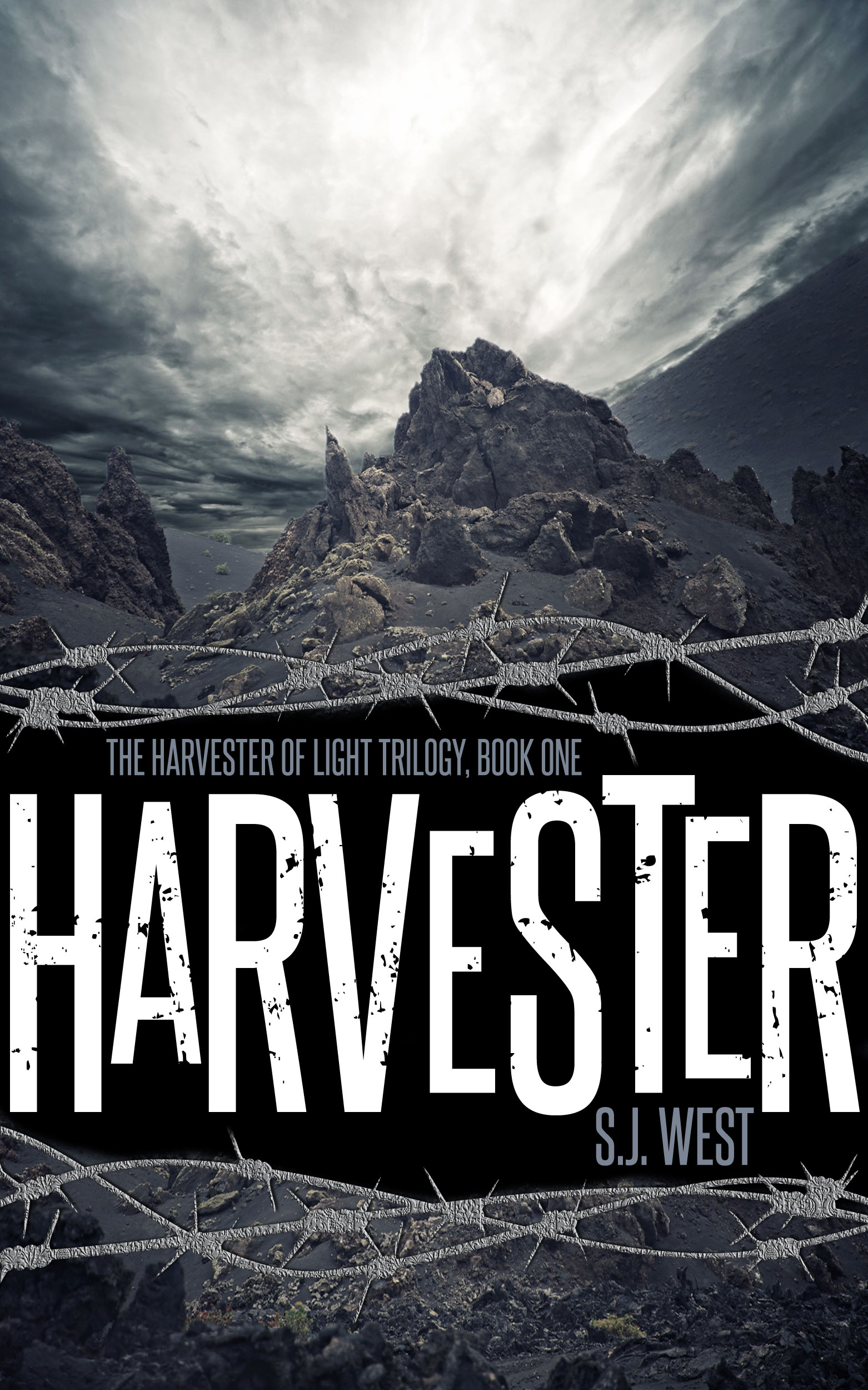 Harvester (Book 1, Harvester of Light Trilogy; Young Adult Fiction) By: S.J. West