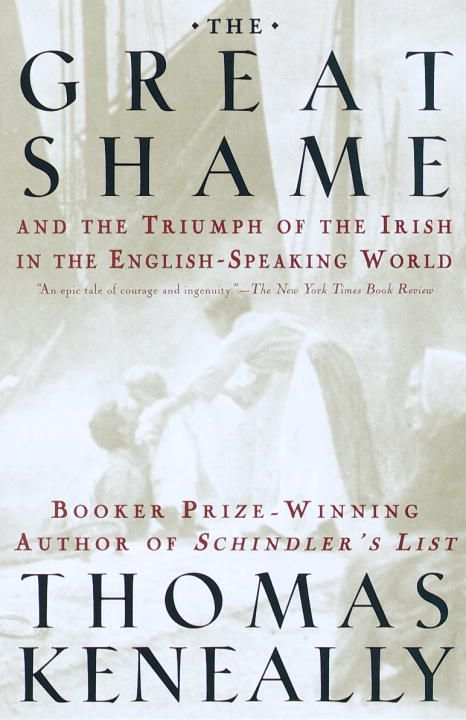 The Great Shame By: Thomas Keneally