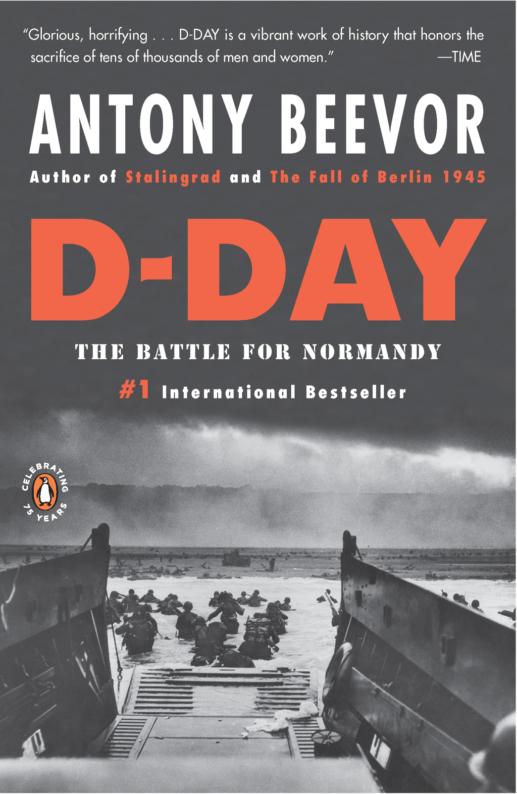 D-Day By: Antony Beevor