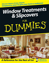 Window Treatments And Slipcovers For Dummies
