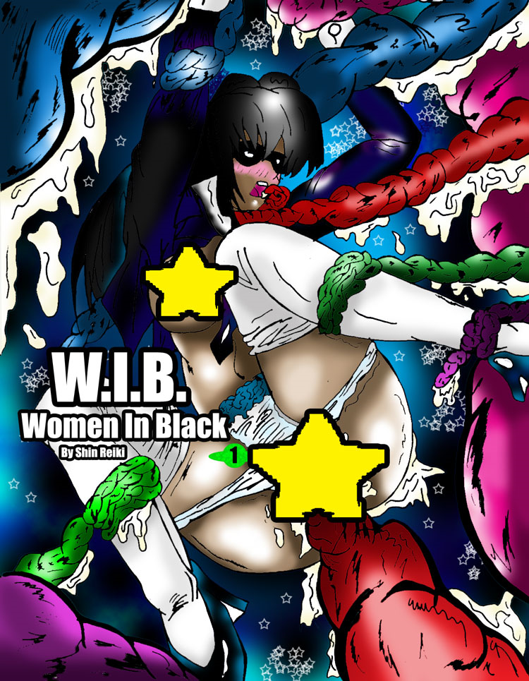 Women In Black Vol.1(Hentai Manga)
