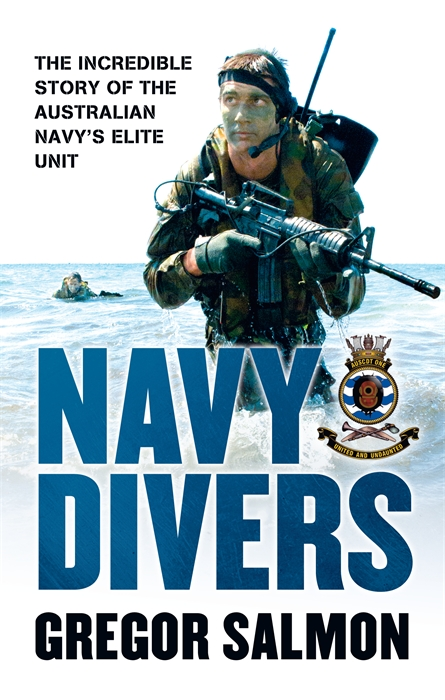 Navy Divers By: Gregor Salmon