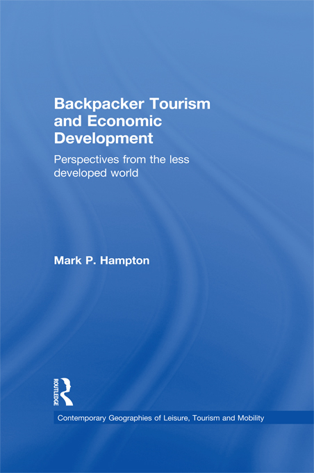 Backpacker Tourism and Economic Development