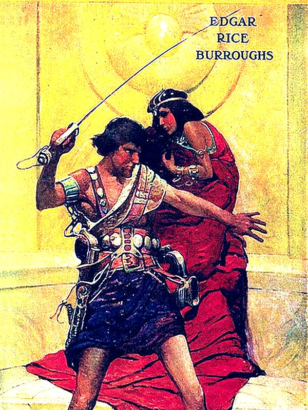 Edgar Rice Burroughs' Barsoom Series, Volume 1