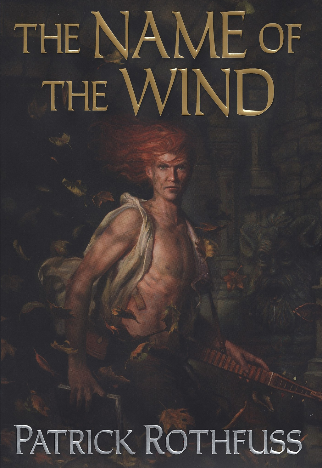 The Name of the Wind By: Patrick Rothfuss