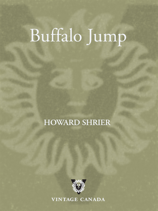 Buffalo Jump By: Howard Shrier