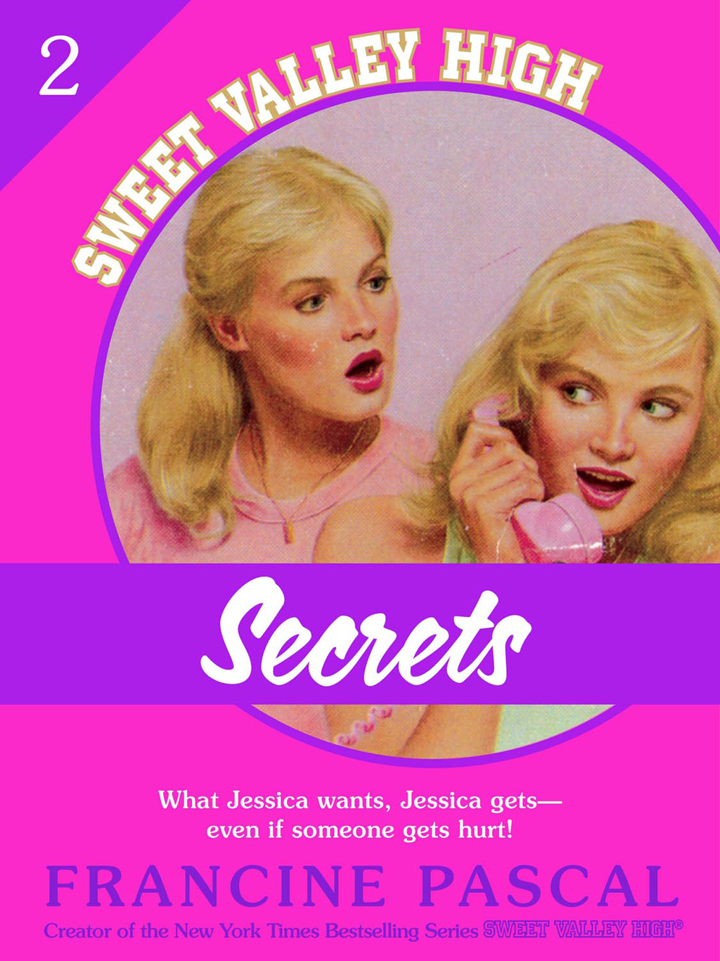 Secrets (Sweet Valley High #2) By: Francine Pascal