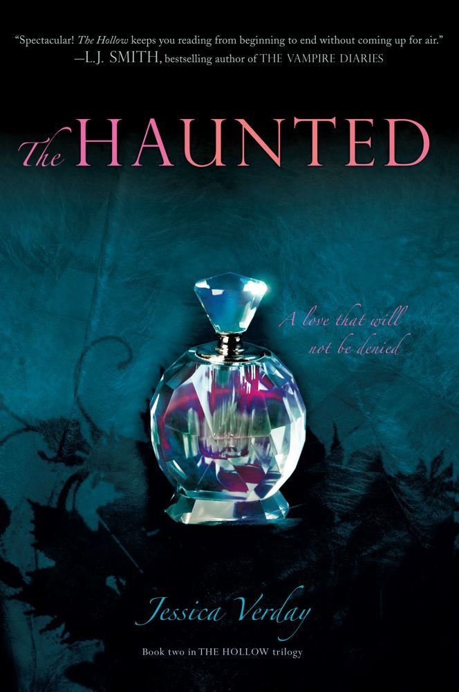 The Haunted By: Jessica Verday