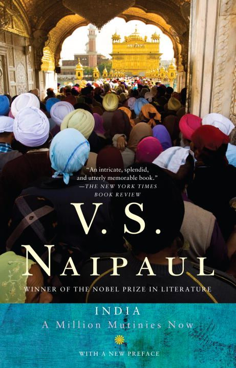 India By: V. S. Naipaul