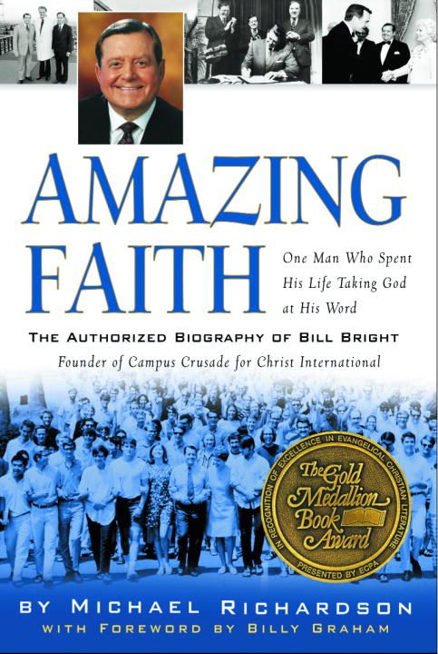 Amazing Faith By: Michael Richardson