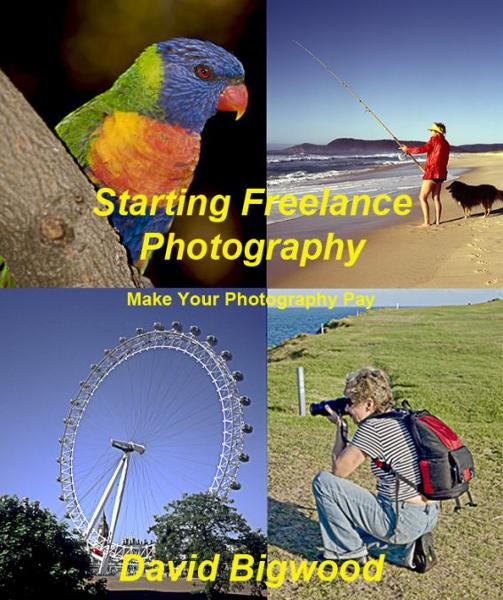Starting Freelance Photography By: David Bigwood