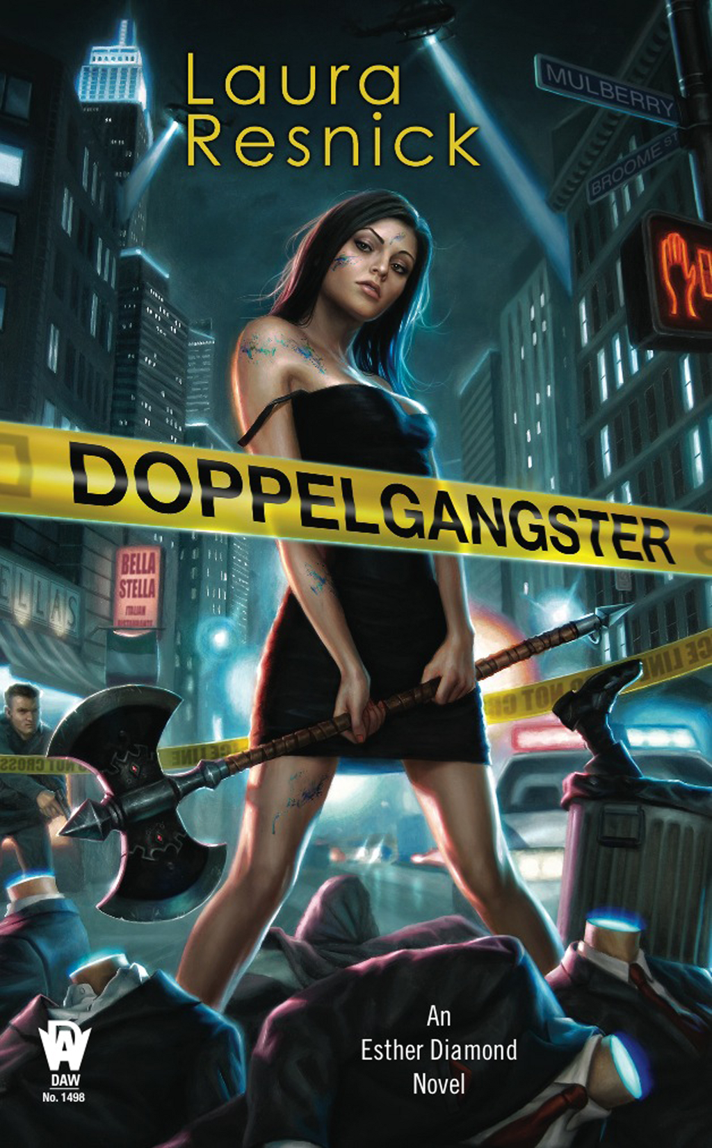 Doppelgangster By: Laura Resnick