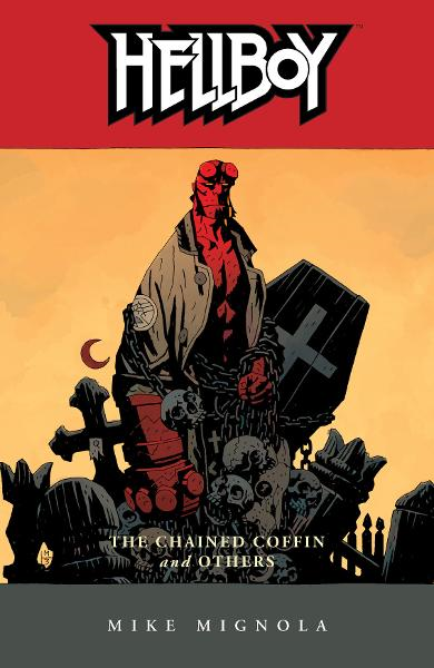 Hellboy Volume 3: The Chained Coffin and Others  By: Mike Mignola, Pat Brosseau (Letterer), James Sinclair (Colorist), Matthew Hollingsworth (Colorist), Dave Stewart (Colorist)