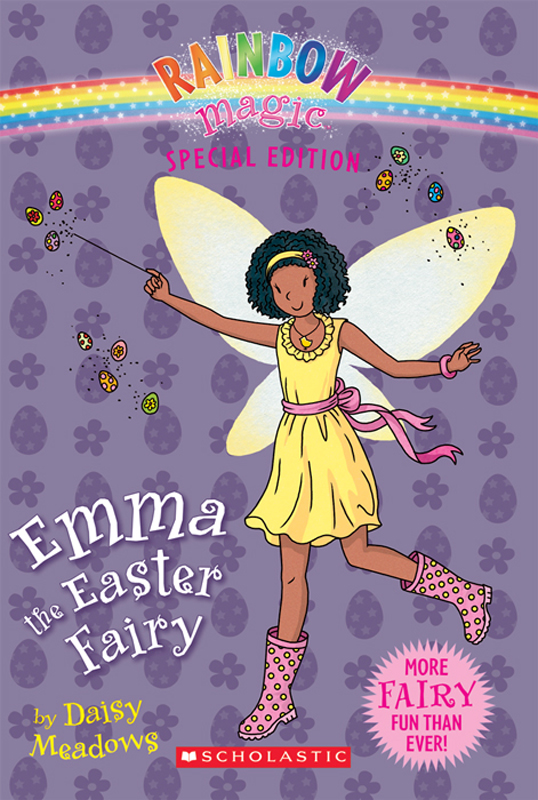 Rainbow Magic Special Edition: Emma the Easter Fairy