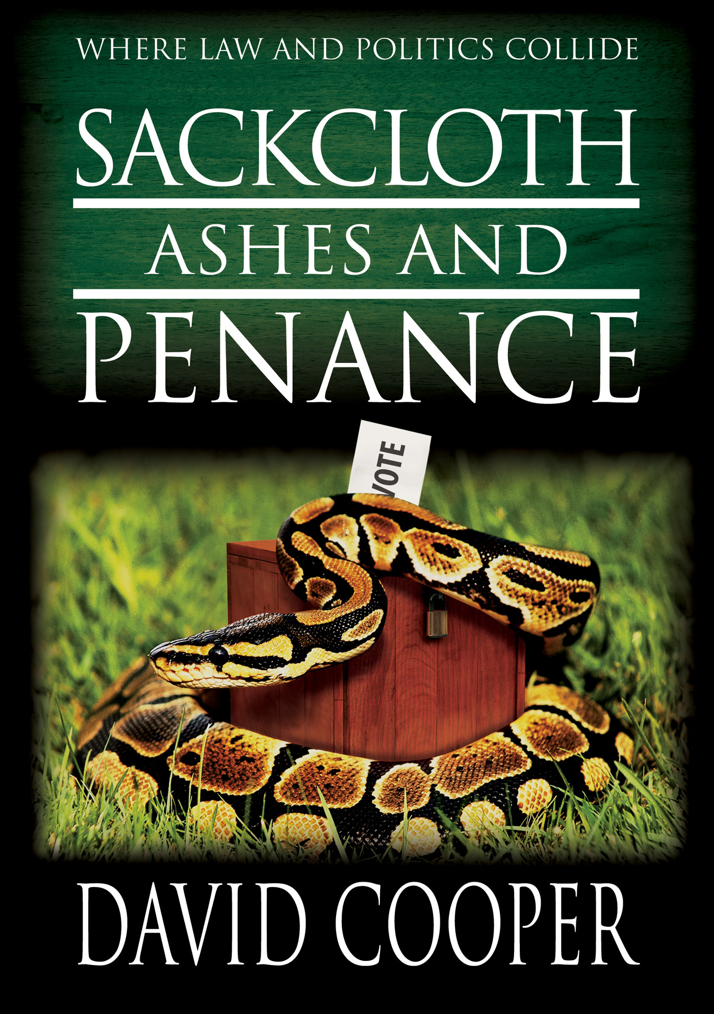 Sackcloth Ashes & Penance