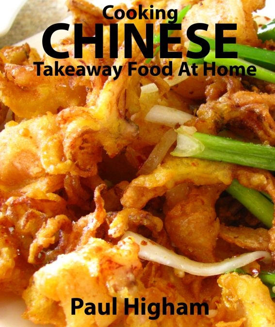 Cooking Chinese Takeaway food at home