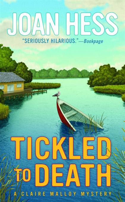 Tickled to Death By: Joan Hess