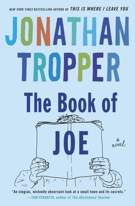 The Book of Joe By: Jonathan Tropper