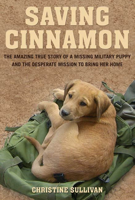 Saving Cinnamon By: Christine Sullivan