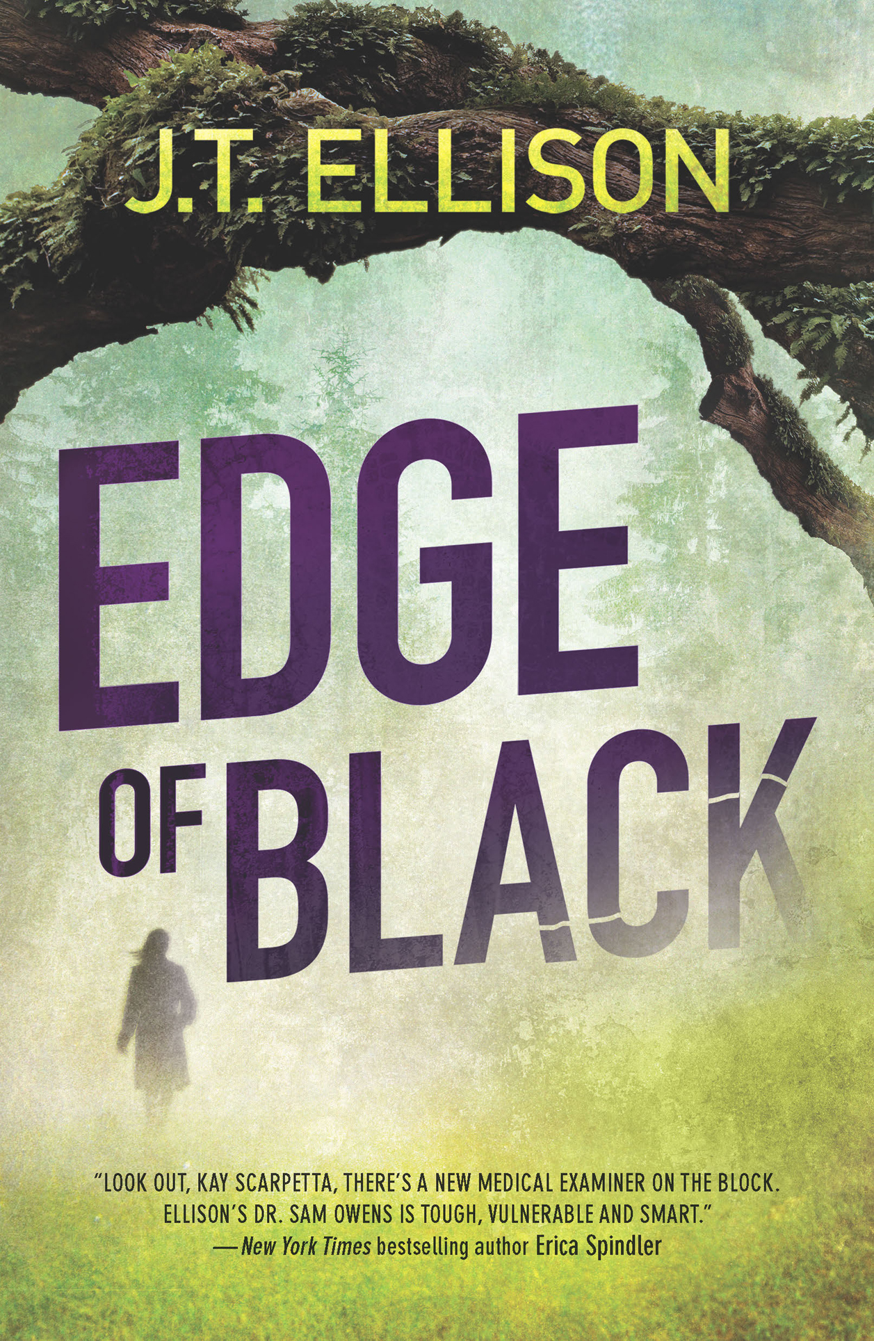 Edge of Black By: J.T. Ellison