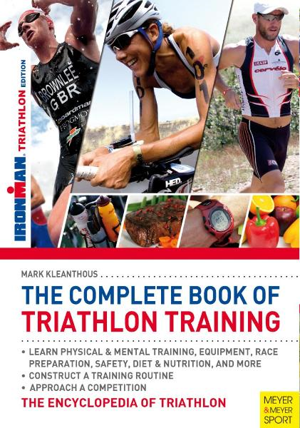 The Complete Book of Triathlong Training (Ironman)