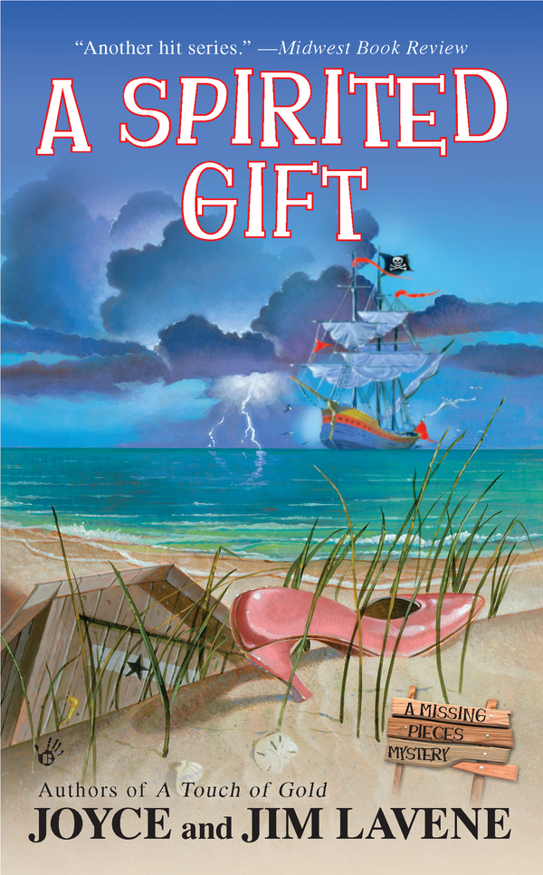 A Spirited Gift By: Joyce and Jim Lavene
