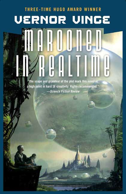 Marooned in Realtime By: Vernor Vinge