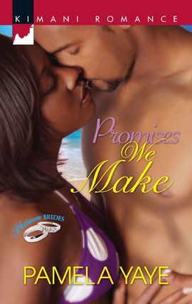 Promises We Make By: Pamela Yaye