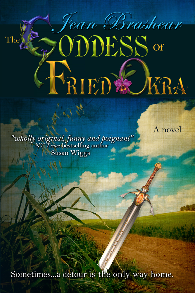 The Goddess Of Fried Okra By: Jean Brashear