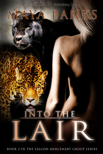 Into the Lair By: Maya Banks